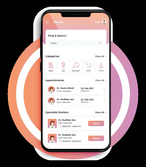 Medeego Health Care App
