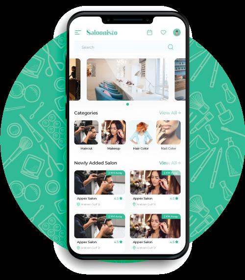Saloonisto Salon Booking App